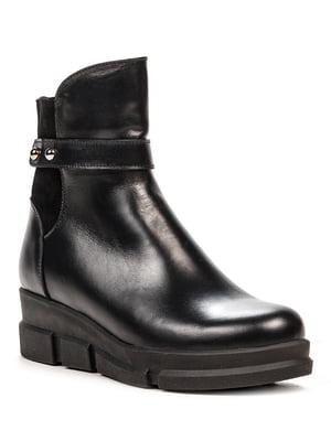 Ботинки черные | 5218983