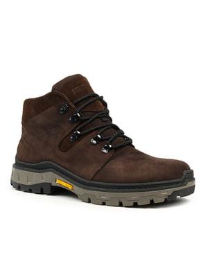 Ботинки коричневые | 5225017