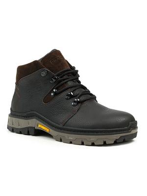 Ботинки черные | 5225023