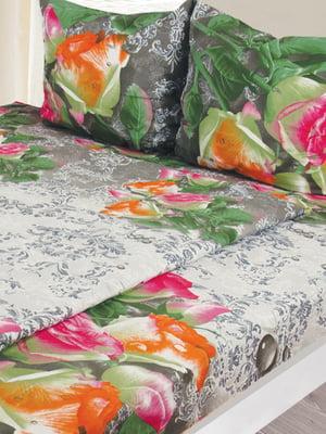Комплект постельного белья двуспальный | 5223717
