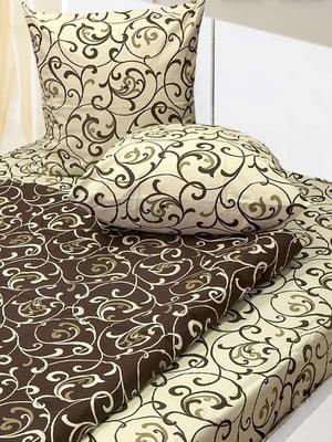 Комплект постельного белья двуспальный | 5223718