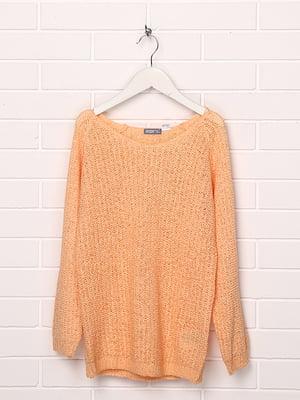 Джемпер оранжевый   5228895