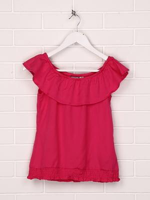 Блуза розовая   5228918