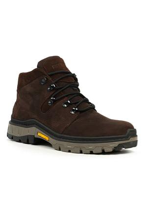 Ботинки коричневые | 5225022