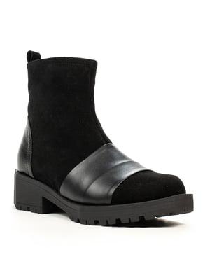 Ботинки черные | 5222413