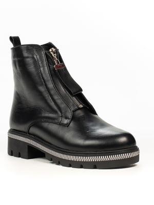 Черевики чорні | 5222411