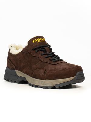 Кроссовки коричневые | 5222406