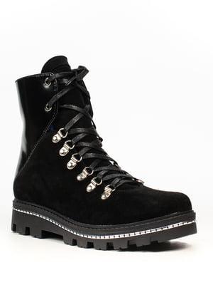 Ботинки черные | 5222412