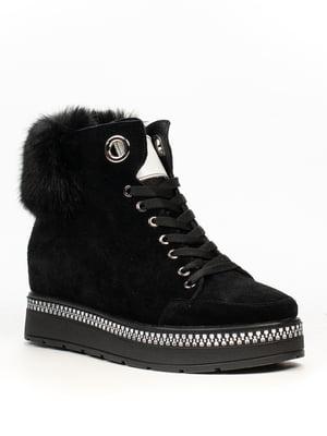 Ботинки черные | 5222399