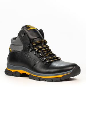 Ботинки черные | 5222405
