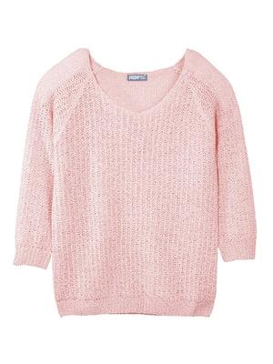 Джемпер розовый   5229674