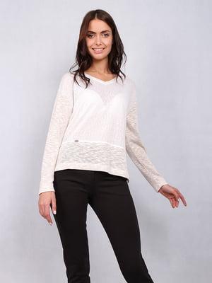 Блуза молочная   4519006