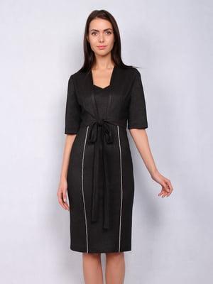 Платье черное | 4836851