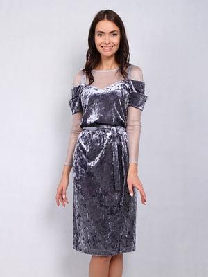 Сукня сіра | 4836862