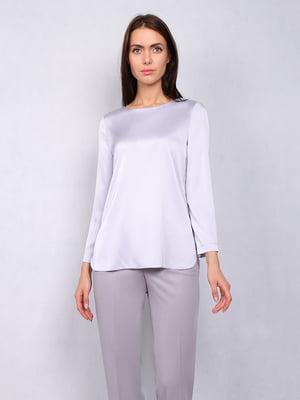 Блуза серая | 5109699