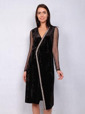 Платье черное   5109757