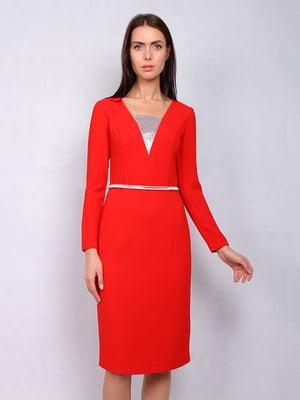 Платье красное | 5109763