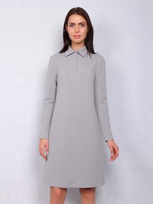 Платье серое   5109847