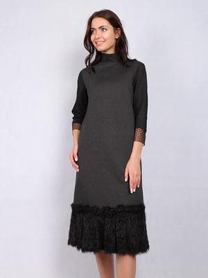 Платье черное | 5109852