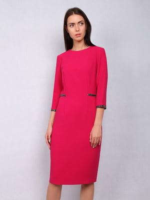 Сукня малинова | 5125128