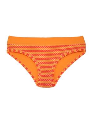 Труси помаранчеві - LOVELYGIRL - 5231208