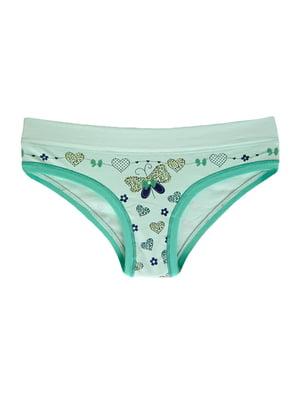 Труси зелені - LOVELYGIRL - 5231215
