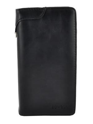 Кошелек-портмоне черный | 5231324
