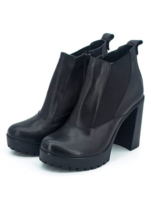 Ботинки черные | 5232251