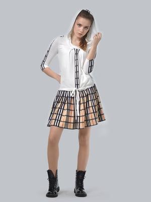 Платье бежевое | 5232478