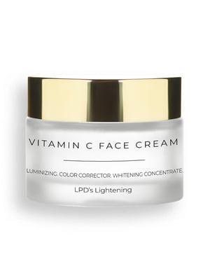 Крем антиоксидантний для вирівнювання і живлення кольору обличчя з вітаміном С (50 мл)   5232966