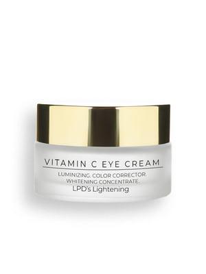 Крем антиоксидантный против темных кругов под глазами с витамином С (15 мл) | 5232967