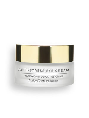 Крем для зони навколо очей без вікових обмежень на основі активу в капсулах Activys Anti-Pollution (15 мл) | 5233002