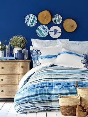 Комплект постельного белья двуспальный (евро) | 5232946