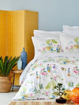 Комплект постельного белья двуспальный (евро)   5232947