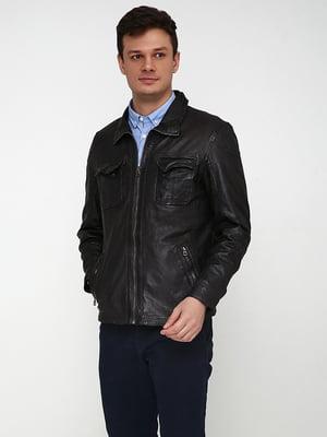 Куртка темно-коричневая | 5233172