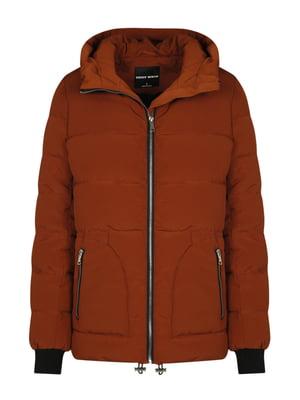 Куртка темно-рыжего цвета | 4916218