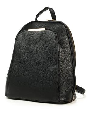 Сумка-рюкзак чорна | 5229561