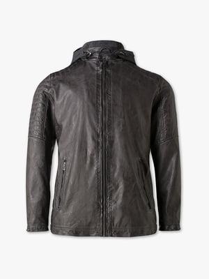 Куртка темно-сіра   5232420