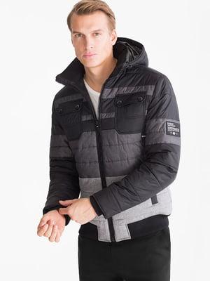 Куртка темно-серая | 5232467