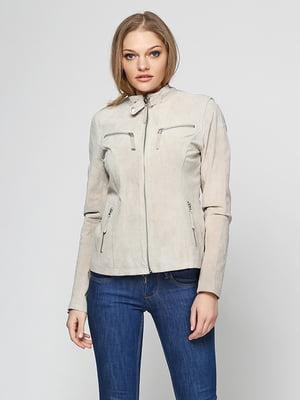 Куртка бежевая | 5232492