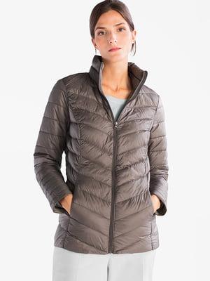 Куртка темно-бежевый   5241218