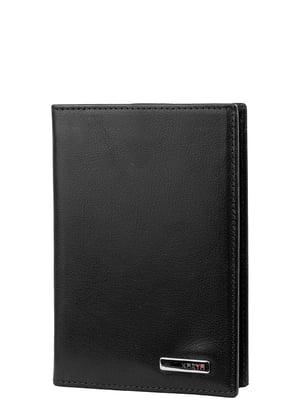 Обложка для паспорта черная | 5241566