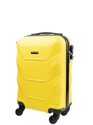 Валіза жовта | 5241583