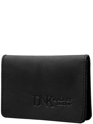 Обложка для ID-паспорта черная | 5241726