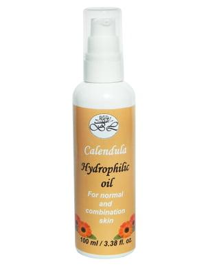 Гидрофильное масло «Календула» для нормальной и комбинированной кожи (100 мл)   5241545