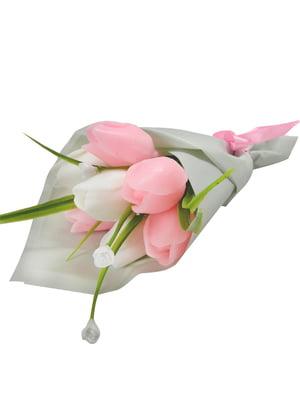 Мыло «Розовые тюльпаны»   5241546