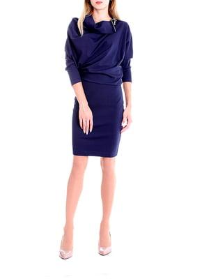 Платье синее | 5241776