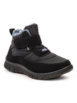 Ботинки черные | 5228739