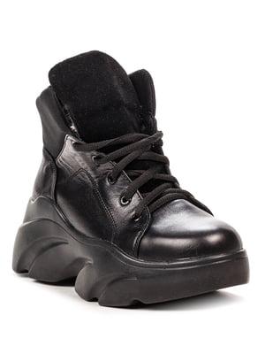 Ботинки черные   5228745