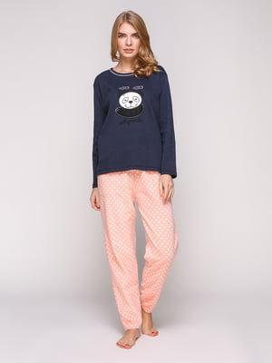 Піжама: джемпер та штани   5228619